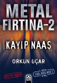 Orkun Ucar - Burak Turna - Metal Firtina 2 - Kayip Naas