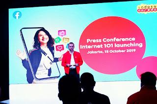 internet, literasi digital, internet 1O1, indosat ooredoo, indosat ooredoo bersama facebook luncurkan internet 1O1