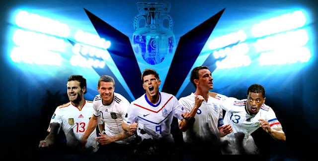 UEFA Euro 2016 desktop wallpapers