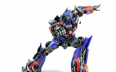 transformers optimus prime widescreen hd wallpaper