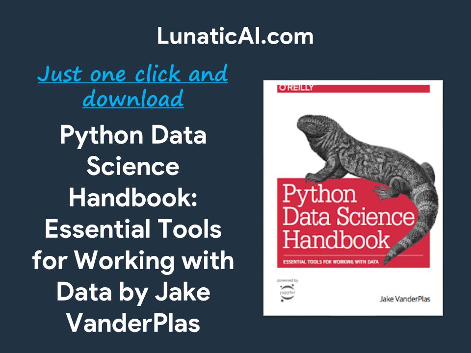The data science Handbook Wiley PDF