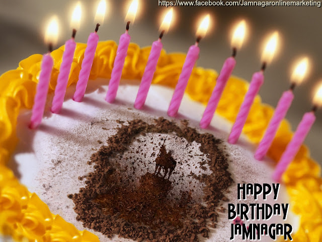 Happy Birthday To My Lovely City - Jamnagar