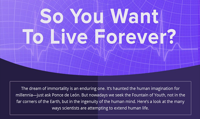 So You Want to Live Forever