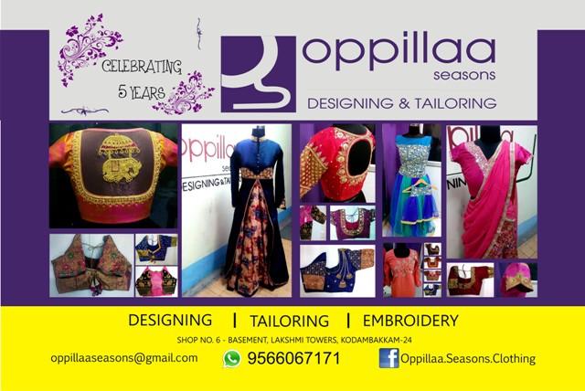 Ladies Tailor in Chennai