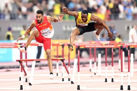 Atlétikai vb - Spanyol fellebbezés, Ortega is bronzérmes