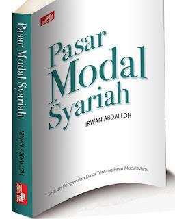 Review buku pasar modal syariah irwan abdalloh