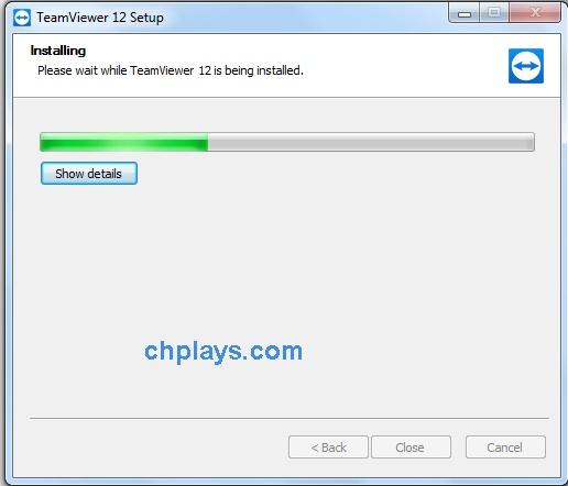 Cài đặt TeamViewer 12 trên máy tính - Hướng dẫn chi tiết có hình ảnh 4