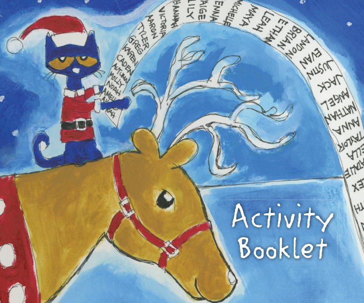 Pete The Cat Saves Christmas.Video Of The Day Pete The Cat Saves Christmas