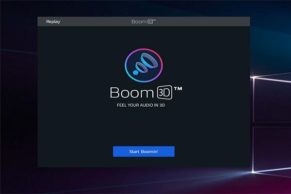 برنامج Boom