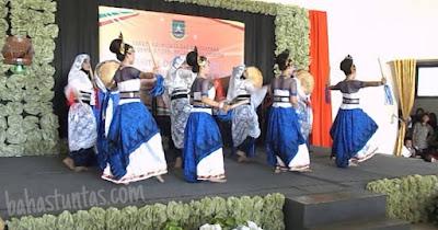 Tarian Maler Bedug Khas Banten