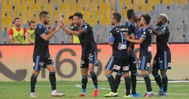 ملخص وهدف فوز بيراميدز علي حرس الحدود (1-0) الدوري المصري
