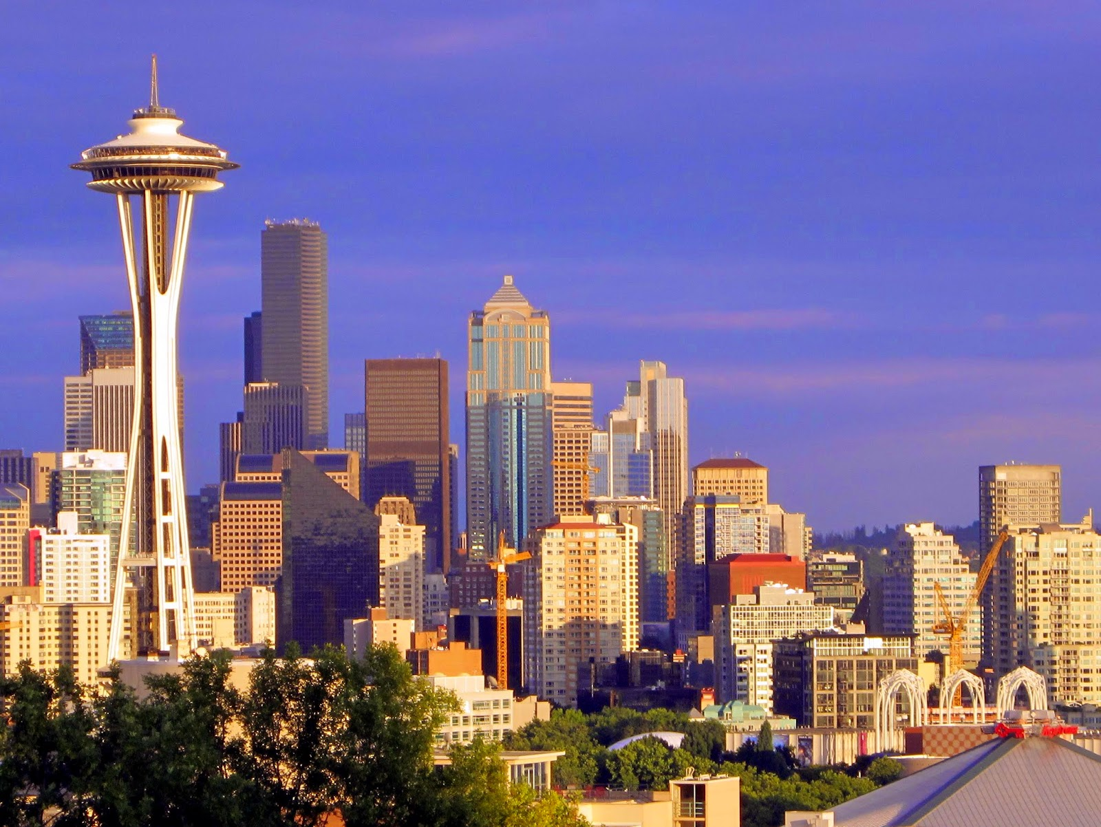 SeattleFlyerGuy's All-Purpose Travel Blog: The View from