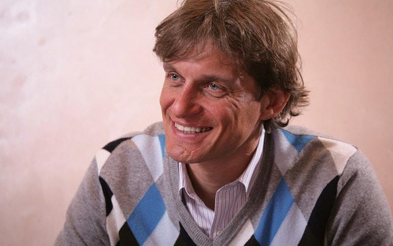 Олег Тиньков биография