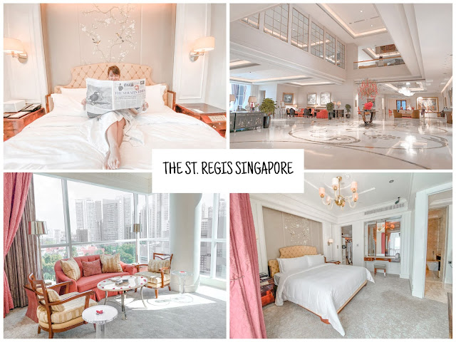 st regis staycation review