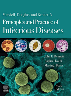 Mandell, Douglas, and Bennett's Principles and Practice of Infectious Diseases 9th Edition