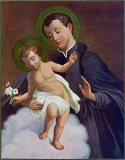 Santo Stanislaus Kostka (13 November)