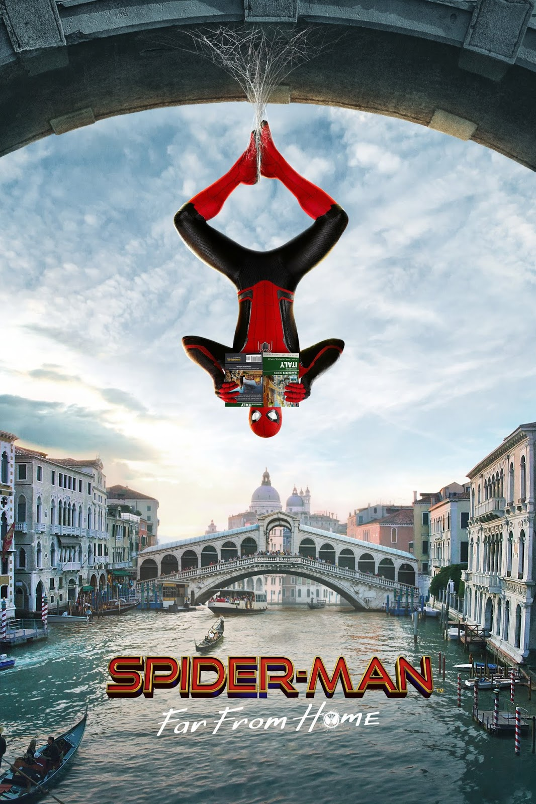 SPIDERMAN FAR FROM HOME (2019) TAMIL DUBBED HD