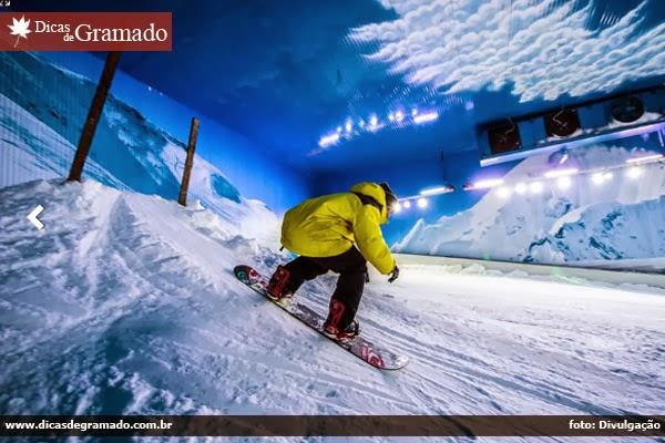 Snowland - Gramado/RS