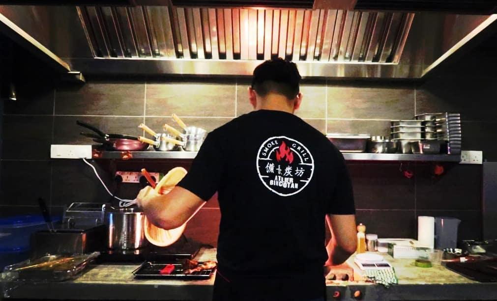 Nine-day-old BBQ venue Atelier Binchotan faces shutdown trial-by-fire