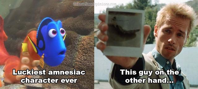 finding dory meme memento