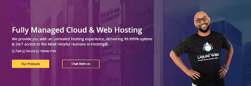 liquid web hosting reviews 2020