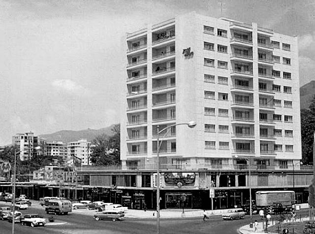 Chacaito Año 1957