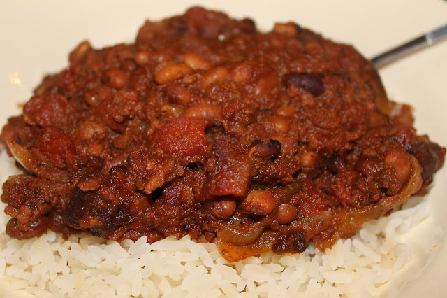 Slow cooker Chilli Con Carne Crockpot recipe
