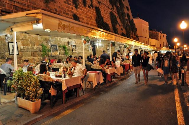 Restaurantes em Menorca