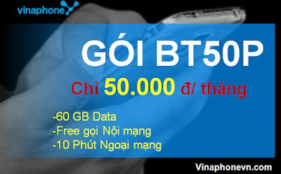 goi bt50p vinaphone