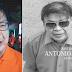 Antonio Sanchez, Pumanaw na ngayong Sabado, Marso 27, 2021!