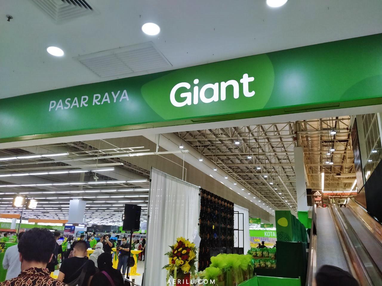 Giant Kini Berwajah Baru dan Tawarkan Pelbagai Promosi Menarik