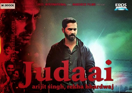 badlapur movie judaai chadariya