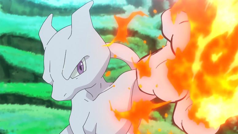 Mewtwo Jornadas Pokémon