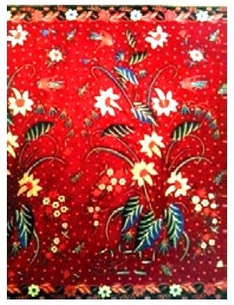 Ragam Hias Tumbuhan : ragam, tumbuhan, Ragam, Kerajinan, Tekstil, Tradisional, Modern