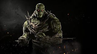 Injustice 2 Swamp Thing Wallpaper