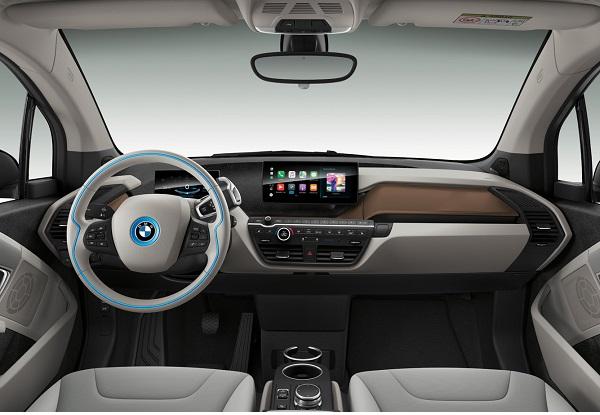 Interior BMW i3 2019