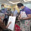 Seru, Dialog Sambil Lukis Bersama Rektor UIN Suka Jogja Bareng Seniman- Kurator