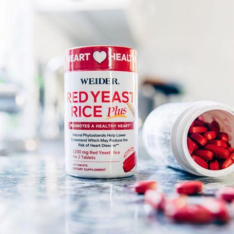 Men gạo đỏ Red Yeast Rice 1200mg