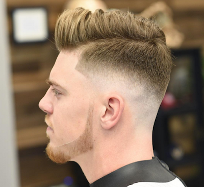 Haircut For Men To The Side (Hairstyle Updates - www.hairstyleupdates.com)