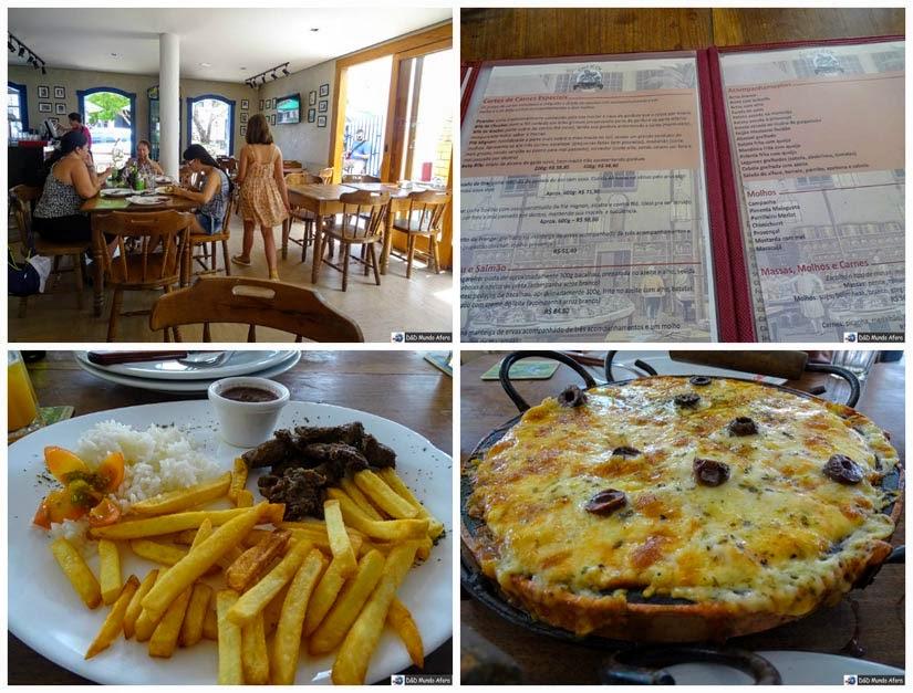 Diário de Bordo - Restaurante Vovó & Cia - onde comer em Tiradentes