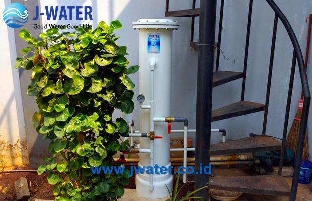filter air mengandung zat besi