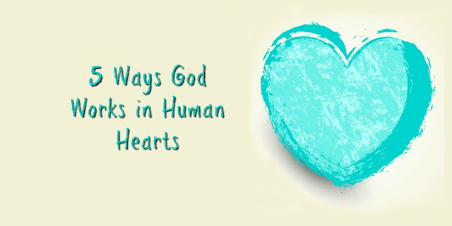 5 Ways God Works in Human Hearts – Psalm 37:4