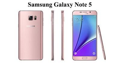Harga Samsung Galaxy Note 5 Terbaru 2018 Dan Spesifikasi