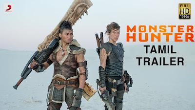Monster Hunter - Official Tamil Trailer
