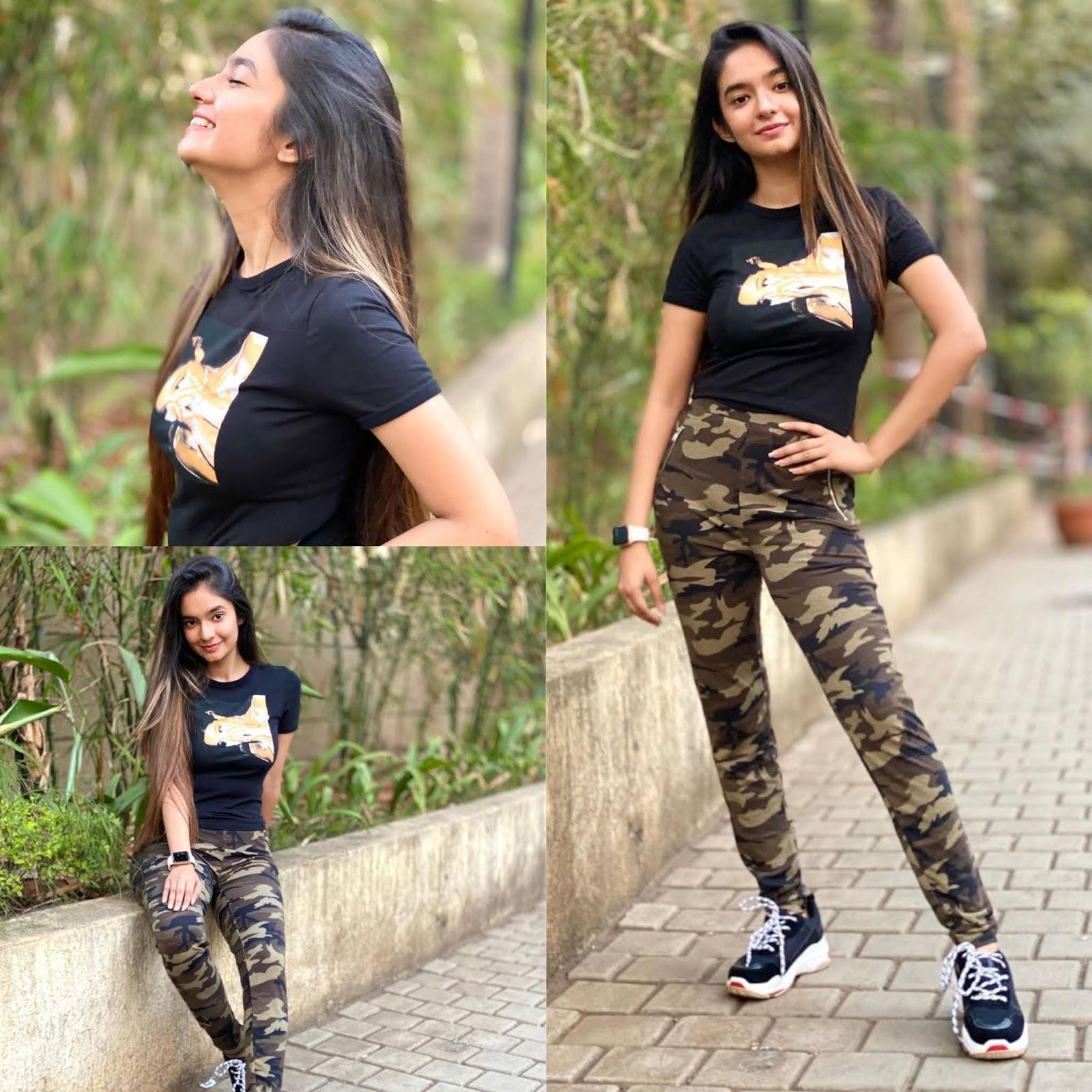 Anushka Sen photos resor.in