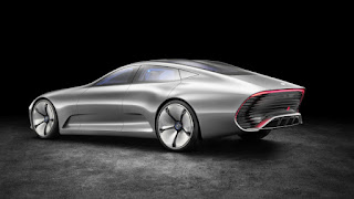 Mercedes Concept IAA (Intelligent Aerodynamic Automobile)
