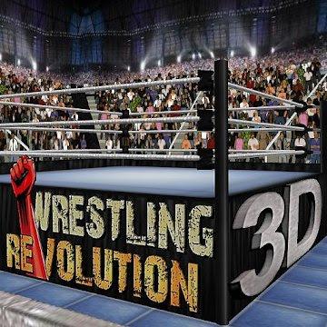 Wrestling revolution 3D Mod Apk Download