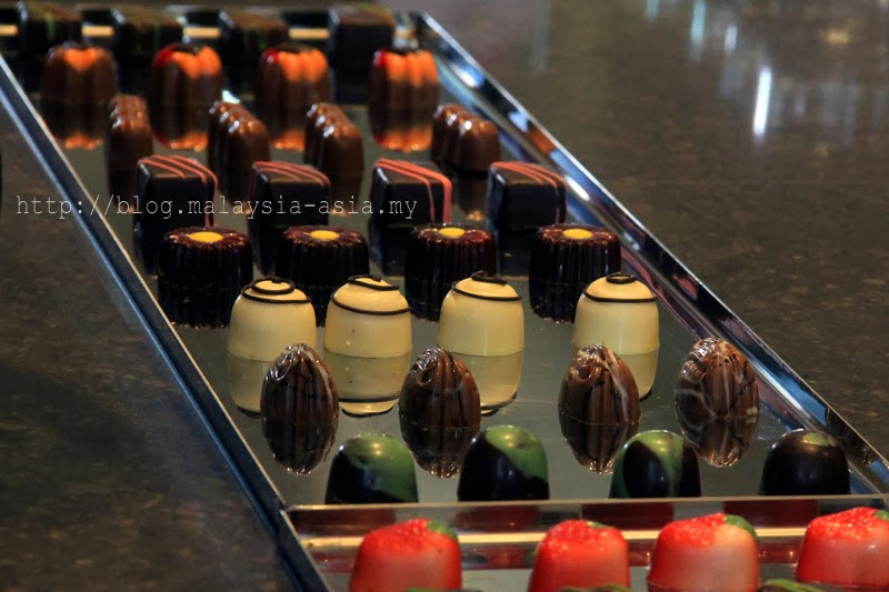 Chocolates from Yarra Valley
