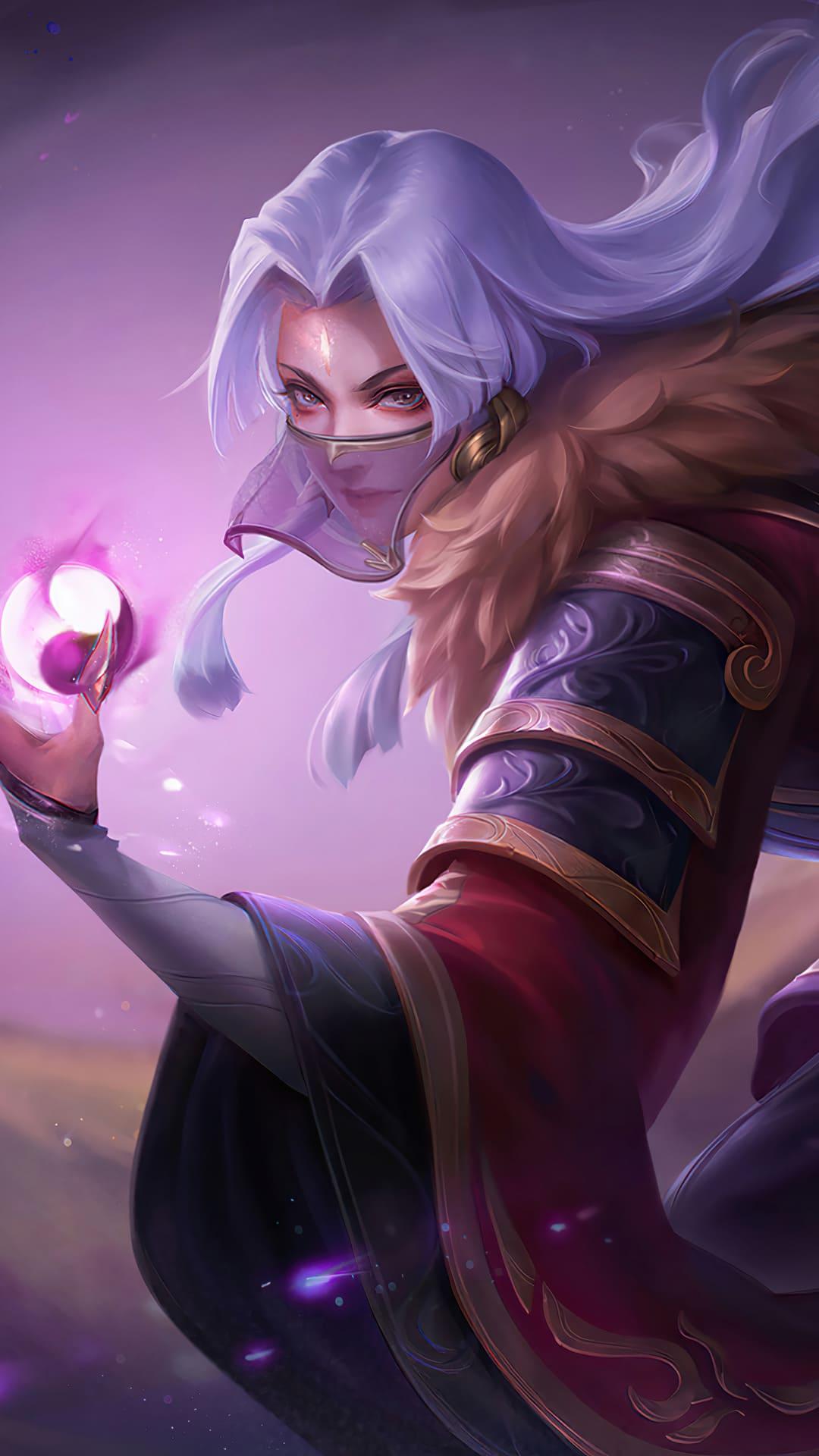 gambar Luo yi skin yin yang mage