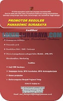 Info Lowongan Kerja Surabaya di PT. DGS Oktober 2019